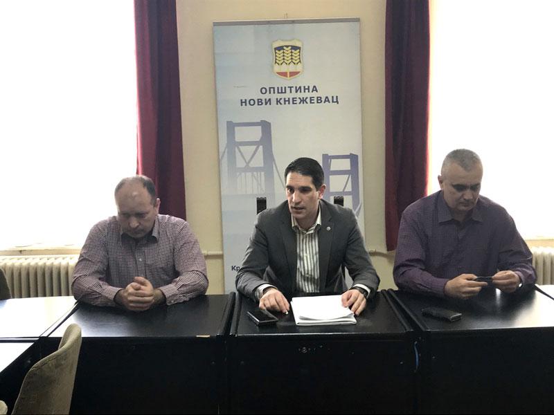 2. седница Савета Управног округа одржана у Новом Кнежевцу