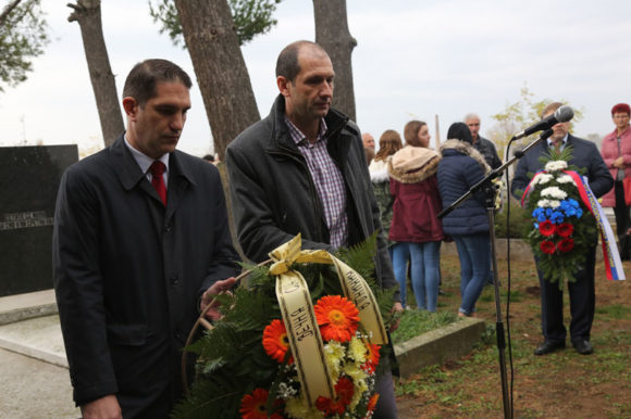Обележен 20. новембар – Дан ослобођења Кикинде у Великом рату