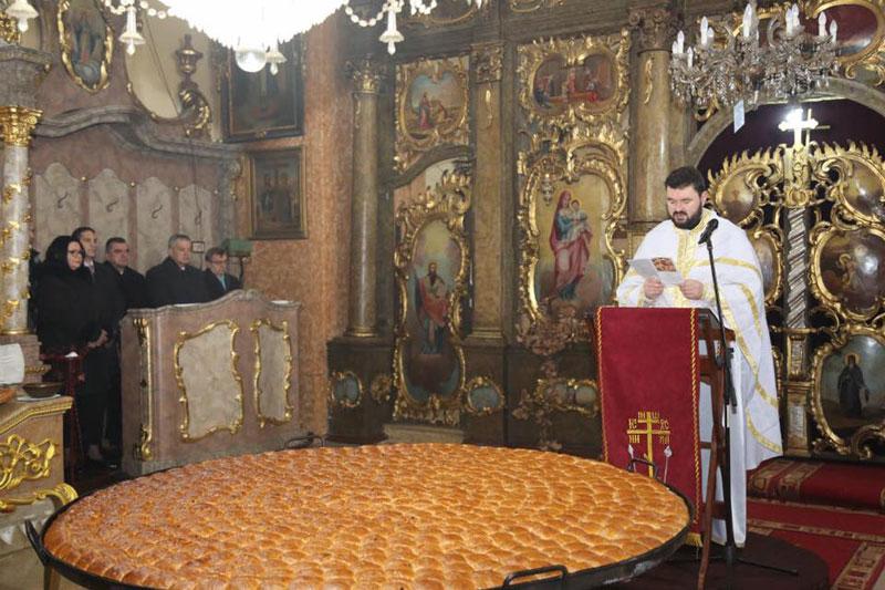 Божићна литургија