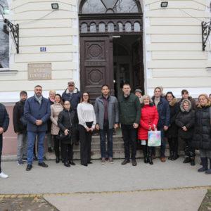 Министар омладине и спорта Вања Удовичић посетио Kикинду