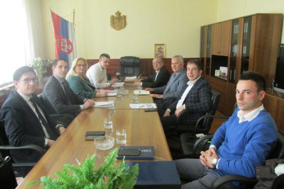 Састанак начелника Округа из Војводине