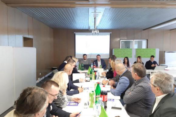 Одржан састанак у Министарству пољопривреде, шумарства и водопривреде