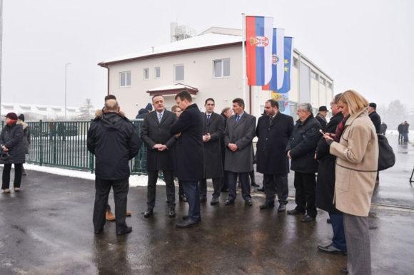 Представници републике и покрајине обишли нову сенћанску топлану