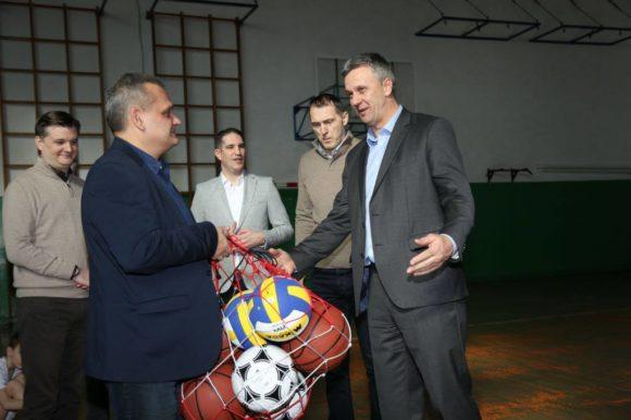 Za sportske objekte u Kikindi Pokrajina obezbedila 7,7 miliona dinara