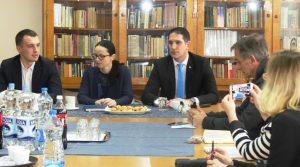 Konkretizovana buduća saradnja dve visokoškolske ustanove