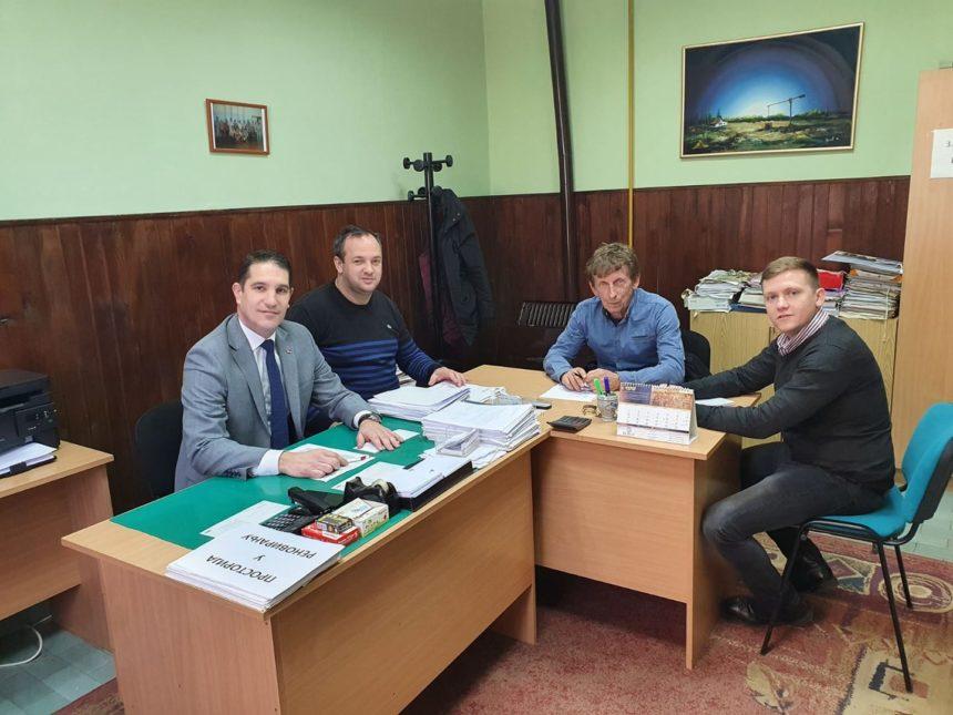 Радни састанак на тему комуналних проблема и инфраструктурних планова