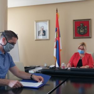 Радни састанак у Панчеву
