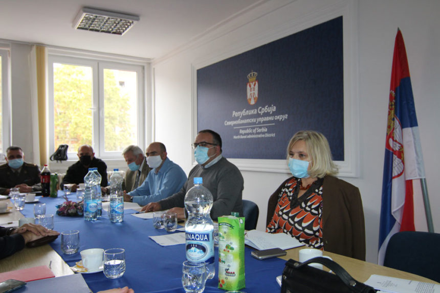 Седница Штаба за ванредне ситуације