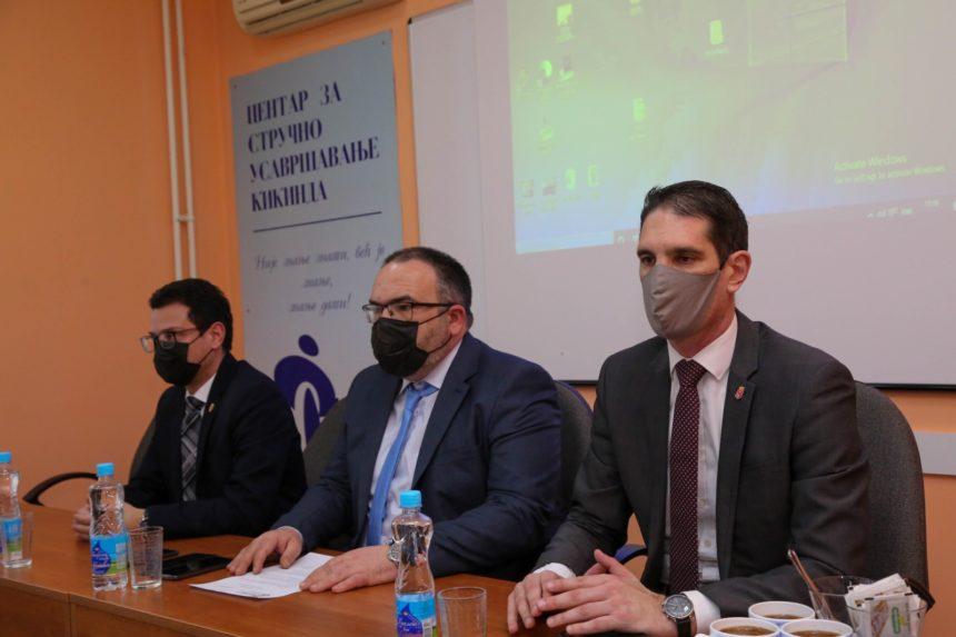 Одржана I седница Савета округа којој је председавао Миливој Лињачки