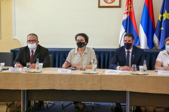 Гордана Чомић присуствовала V седници Савета управног округа
